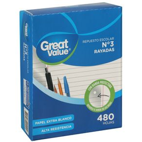 Repuesto-Great-Value--N3-480-Hj-Rayado-Repuesto-Great-Value--N3-480-Hj-Rayado--1-35533