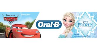 Banner ORAL B