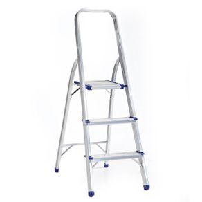 Escalera aluminio 3 escalones walmart walmartar for Tipos de escaleras de aluminio