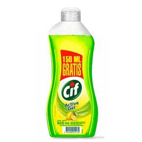 Detergente-Lavavajillas-Active-Gel-Limon-Cif-900-Ml-2-12465