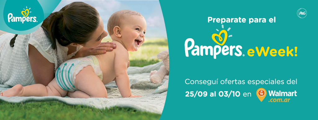 Pampers Eweek