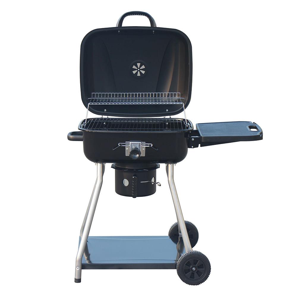parrilla backyard grill cuadrada deluxe walmart walmartar