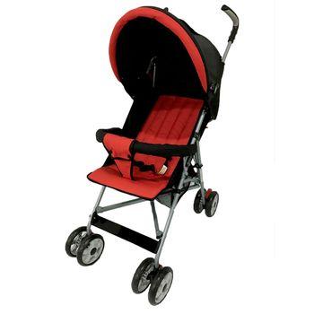 60d7a7f72 Cochecito De Paseo Paraguas Bebe Beloved Baby Rojo D380