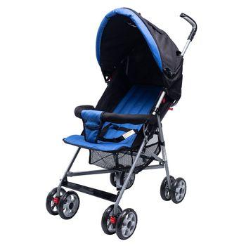1201230d9 Cochecito De Paseo Paraguas Bebe Beloved Baby Azul D380