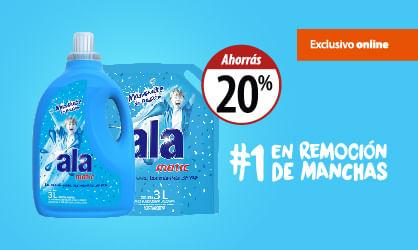 con_limpieza_detergente##UNILEVER DE ARGENTINA ##ala_180910_180928##home_bannerp1
