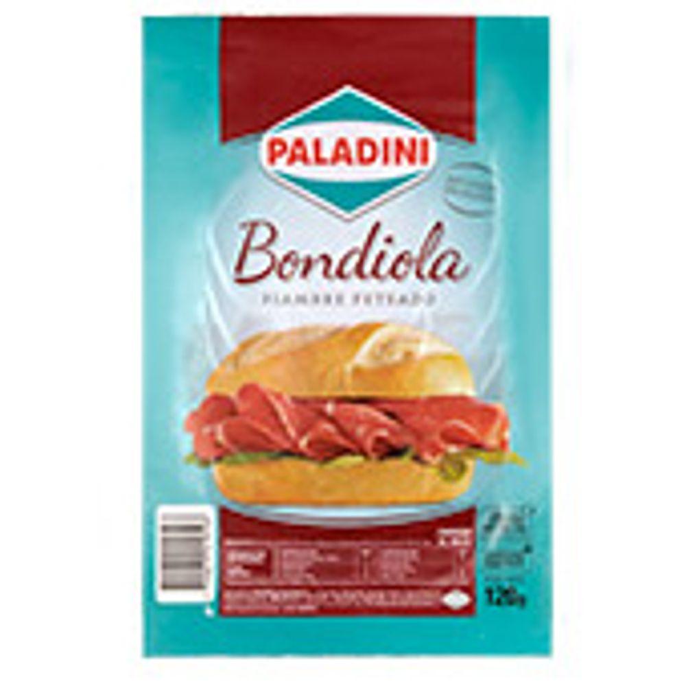 realmente cómodo zapatos genuinos zapatos casuales Bondiola Feteada Paladini X 120 Gr - Walmart - WalmartAr