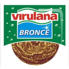 Esponja Virulana bronce