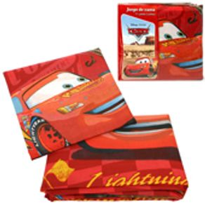 Juego De Sabanas Infantiles Pinata Cars 1 Plaza Y Media Walmart - Juego-sabanas-infantiles