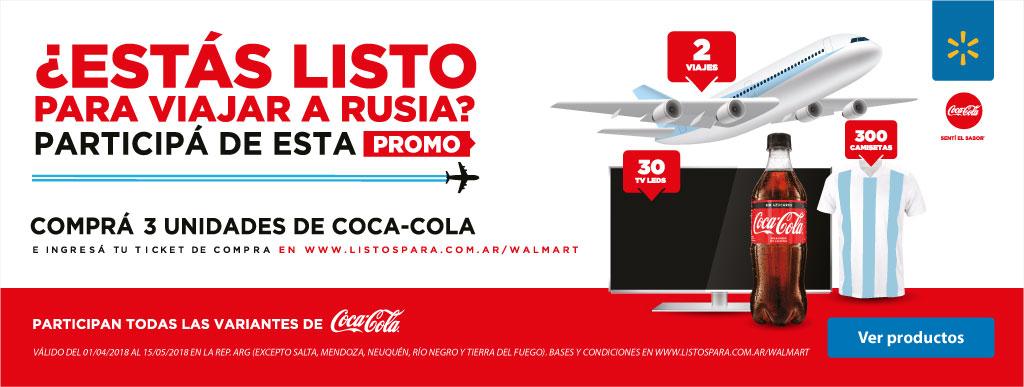 Sorteo Coca