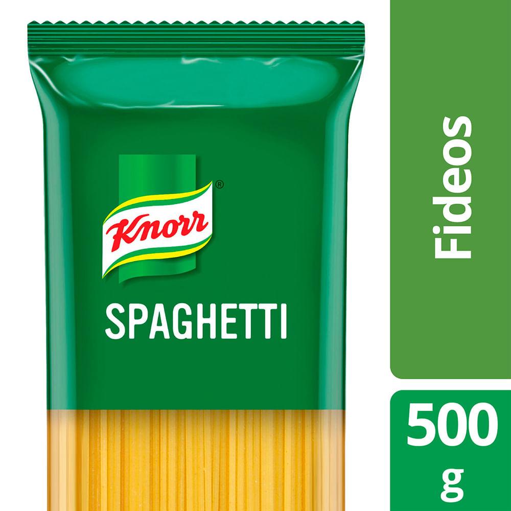 Fideo Knorr spaghetti 500 grs