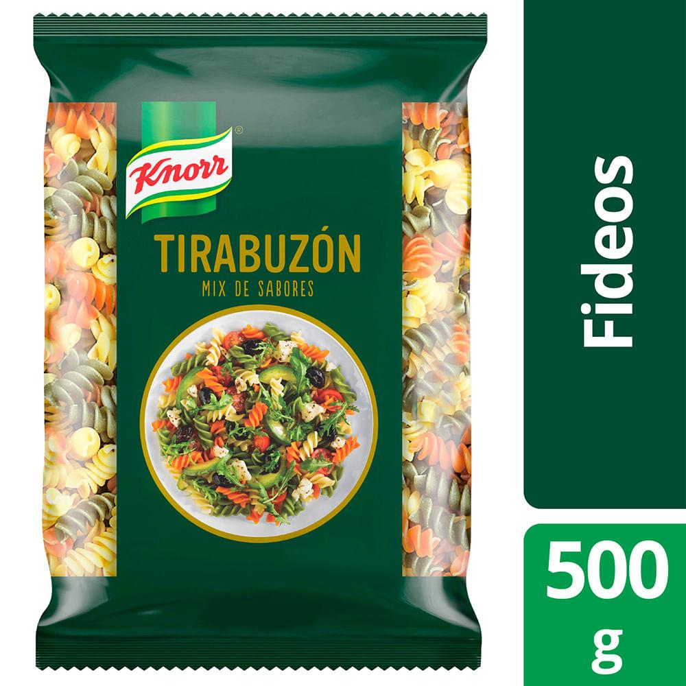 Fideo Knorr tirabuzon mix 500 grs