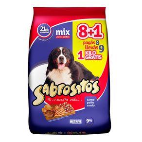Alimento-Para-Perro-Mix-CarnePollo-Y-Cerdo-Sabrositos-8-Kg---1kg-1-168268