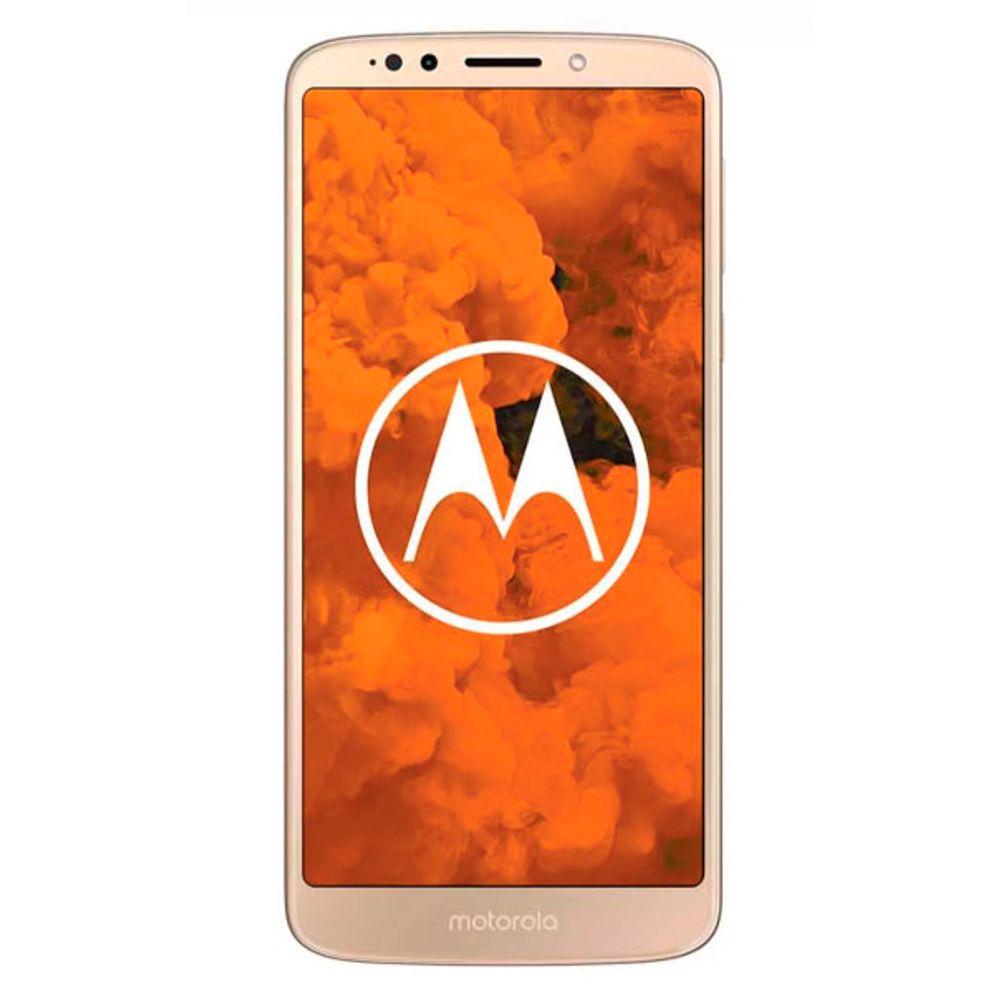 11e3761f341 Celular Libre Moto G6 Play Fine Gold - Walmart - WalmartAr
