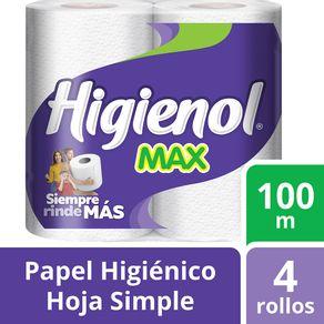 Papel-Higienico-Higienol-Max-Manzanilla-Simple-Hoja-4-Un-100-Mts-1-9572