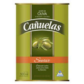 Aceite de oliva Cañuela suav lata 500 cc