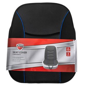 663ac4942 345,80 $ 499 ( x ) Ahorrás 30% Cubre Asiento Individual Azul Autodrive  Md2612-13