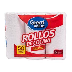 Rollo-De-Cocina-Blanco-Great-Value-3-U-6906