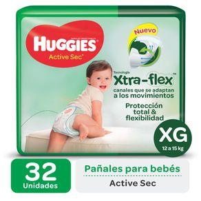 Pañales-Huggies-Active-Sec--Ultra-Xg36un-1-470344