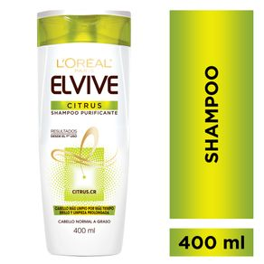 Shampoo-Citrus-Elvive-Loreal-Paris-X-400-Ml-1-7949