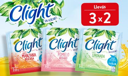 Cligth - hasta el 20/1